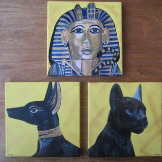 3-luik Egypte