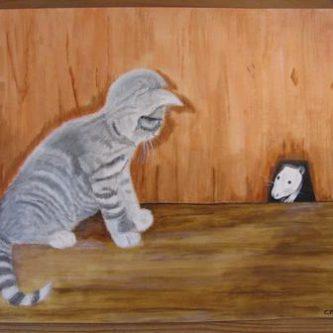 Kat & Muis